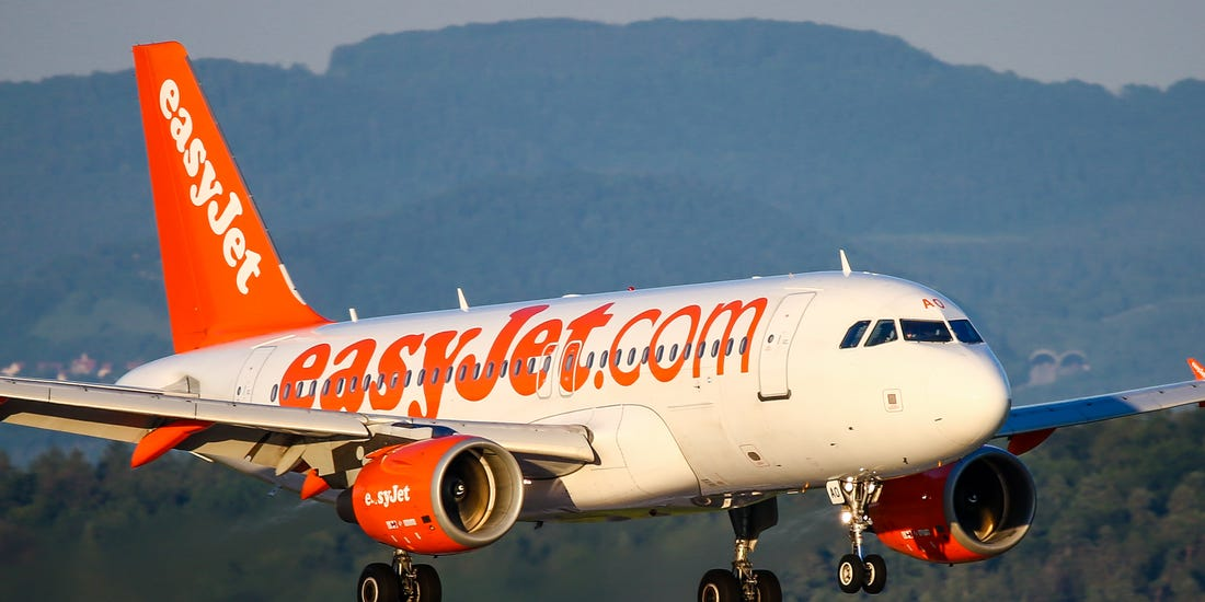 EasyJet  Officially Announced Companies First Major Full Year Loss In last 25 Years