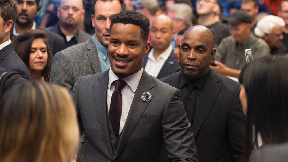Nate Parker's Blacklisted 'American Skin' Gets A January Release Date Next Year