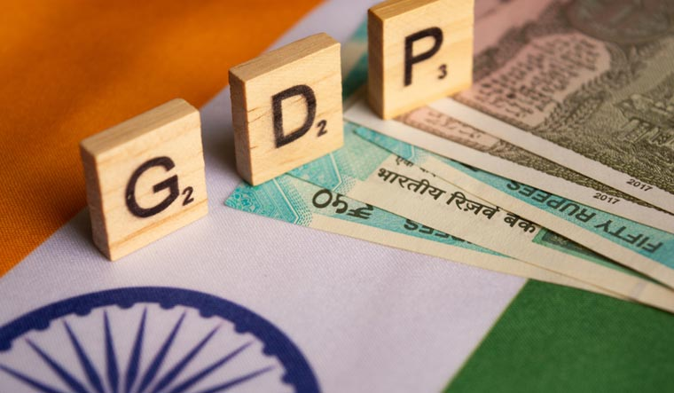 The FICCI survey estimates that India GDP will contract 8 percent in 2021