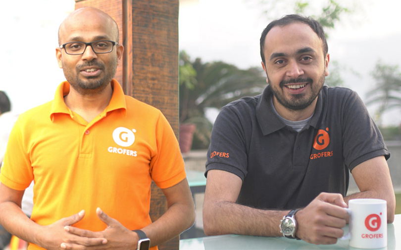 Grofers funded by Softbank expects Rs 10,000 Crores in GMV by March