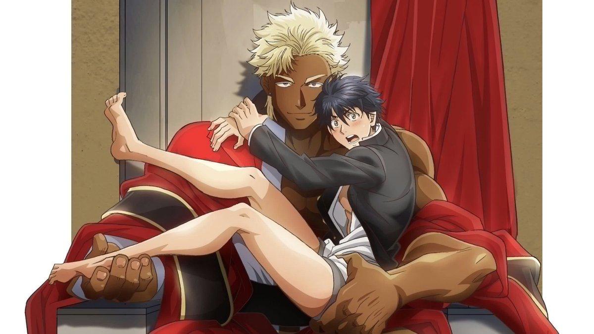 Isekai by Storm – The Boys Love Manga