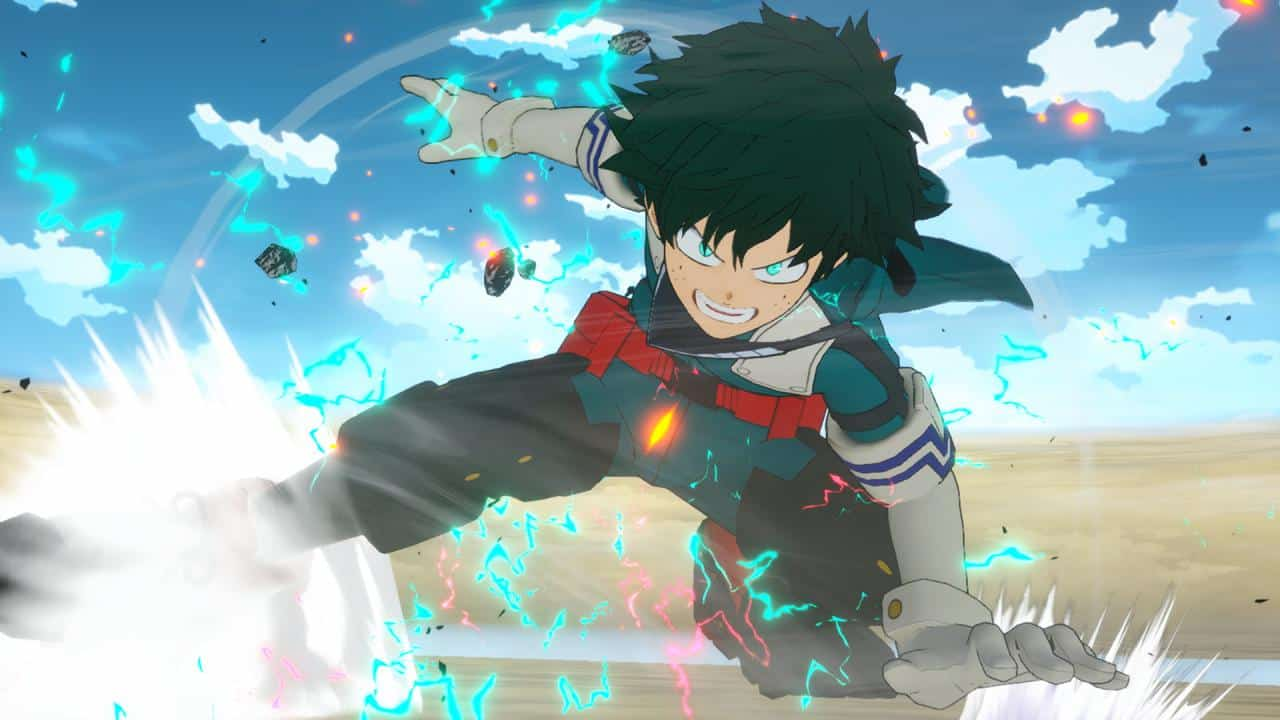 My Hero Academia: Team Up New Missions added new anime characters in Manga