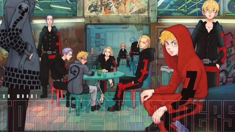 Tokyo Revengers The First Reaction Anime