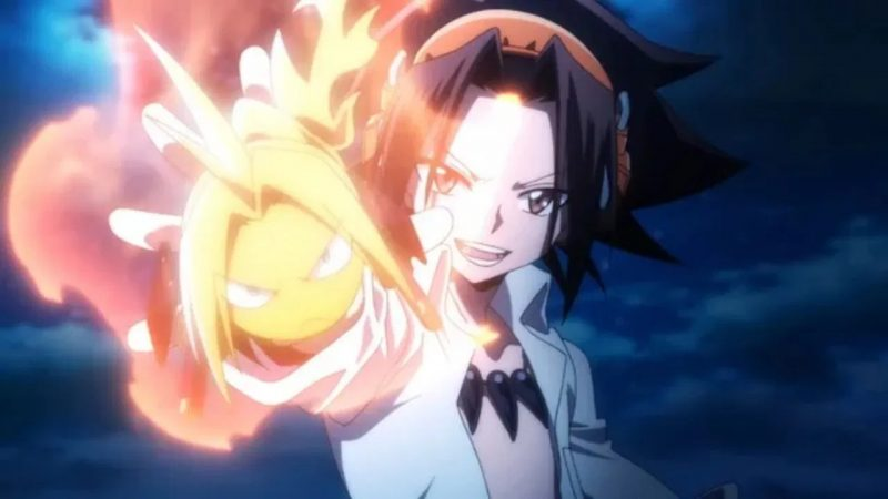 There are 52 Episodes in New SHaman King Anime