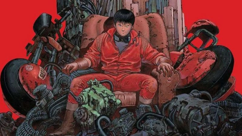 New York City New Art Exhibit of Akira Becomes the Focus