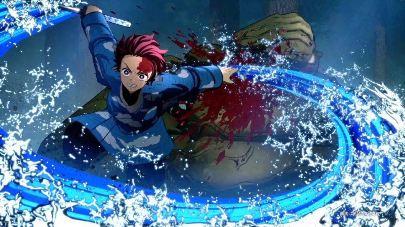 Playable Characters Demon Slayer Console Game Adds Sabito  Adds by Sabito
