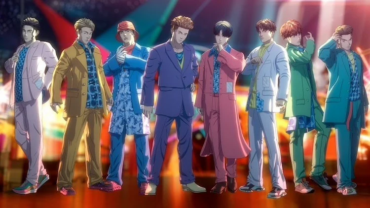 """""""BATTLE OF TOKYO"""" becomes an anime and game! Jr. EXILE members talk about new developments"""