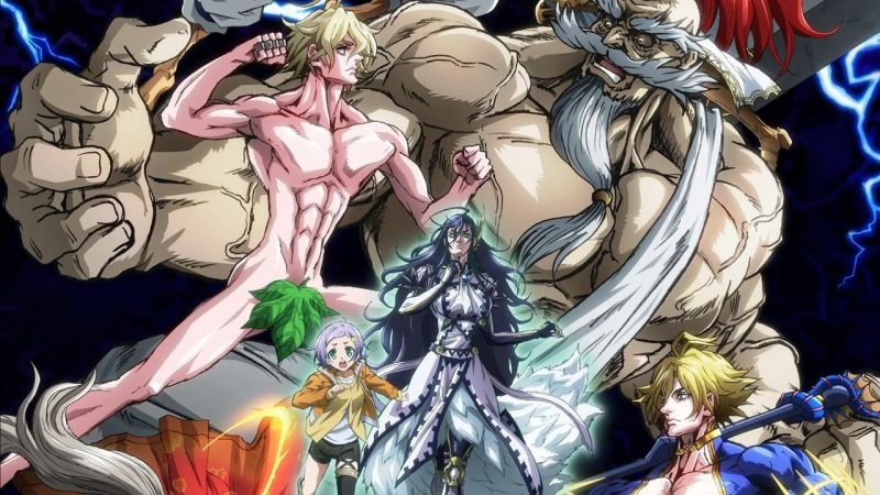 Record of Ragnarok Has New Anime Promotional Video Revealed